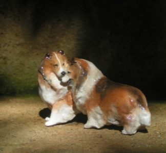 Ron Hevener Collectible Sheltie Figurine